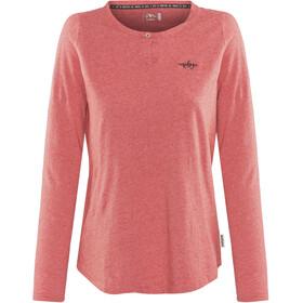 Maloja BurgaM. - T-shirt manches longues Femme - rose